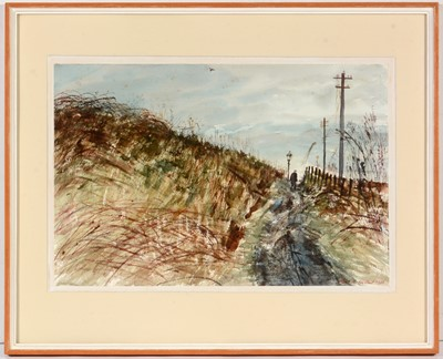 Lot 707 - Albert Henry Herbert - watercolour.