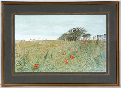 Lot 710 - Albert Henry Herbert - watercolour