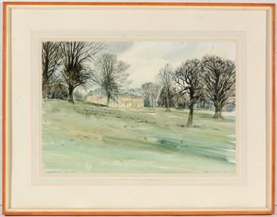 Lot 713 - Albert Henry Herbert - watercolour.