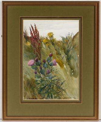 Lot 714 - Albert Henry Herbert - watercolour.