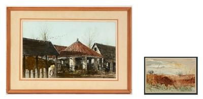 Lot 715 - Albert Henry Herbert - watercolour
