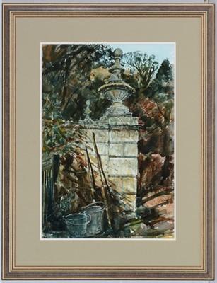 Lot 709 - Albert Henry Herbert - watercolour