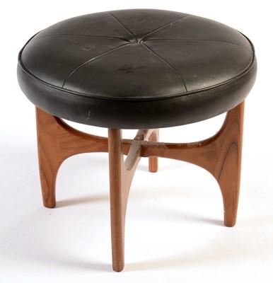Lot 70 - G-Plan: a 'Fresco' teak stool.