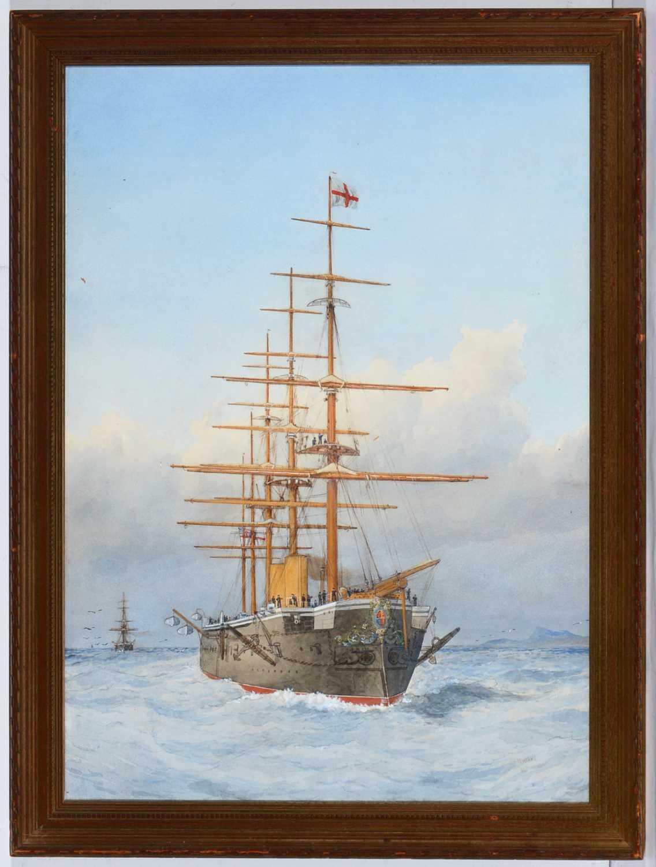 Lot 693 - William Frederick Mitchell - watercolour