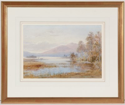 Lot 721 - Edward Arden - watercolour.