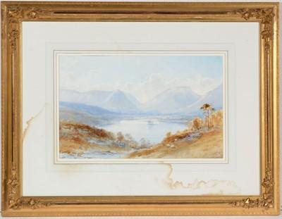 Lot 722 - Edward Arden - watercolour.