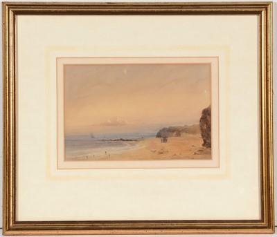 Lot 723 - Thomas Miles Richardson - watercolour.