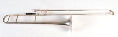 Lot 251 - FB New Standard Trombone by Besson cased