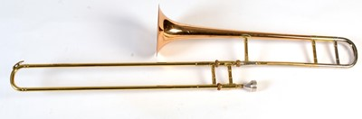 Lot 252 - Starline trombone