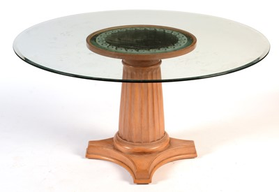 Lot 72 - A decorative centre table.