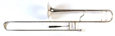 Lot 255 - Besson Class A trombone