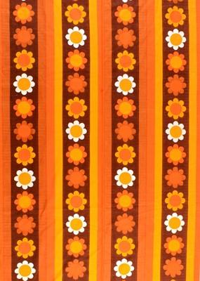 Lot 30 - Mid 20th Century fabric.
