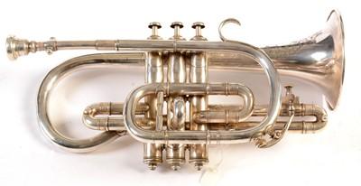 Lot 258 - Boosey & Co cornet