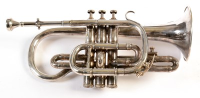 Lot 260 - J Highham cornet