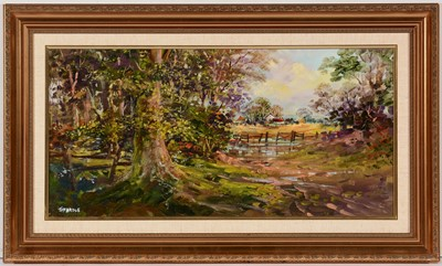 Lot 746 - Terence McArdle - oils