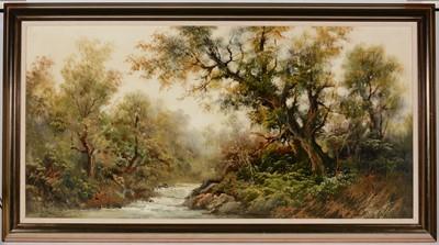 Lot 778 - Roy De Villy - oil on canvas