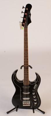 Lot 318 - Burns Bass Guitar