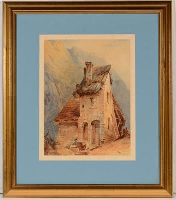 Lot 670 - M. G. Orton - watercolour.