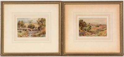 Lot 701 - Harry James Sticks - watercolours