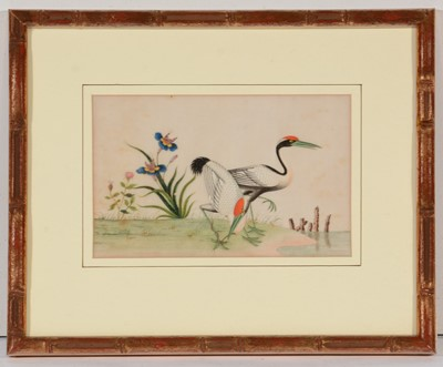 Lot 737 - Chinese School - bodycolour.