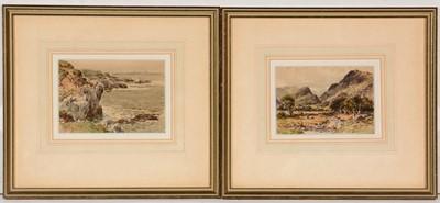 Lot 702 - Harry James Sticks - watercolours.