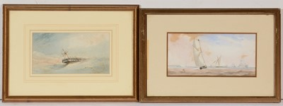 Lot 671 - Richmond Markes and Attributed to Richmond Markes - watercolours