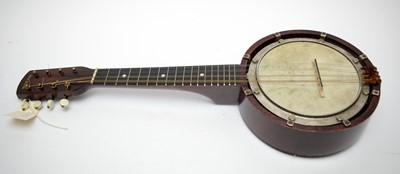 Lot 286 - Mandolin Banjo