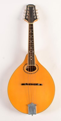 Lot 293 - A Pilgrim A style mandolin
