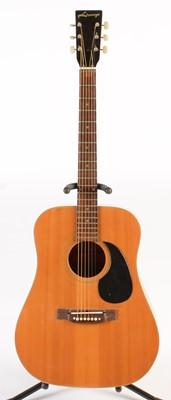 Lot 307 - Lorenzo dreadnought guitar