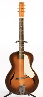 Lot 306 - Cello Guitar possibly Egmond branded Antoria