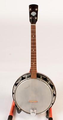 Lot 289 - John Grey Tenor banjo