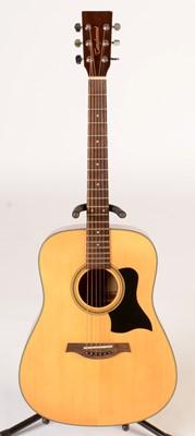 Lot 321 - Tanglewood TW28NS guitar