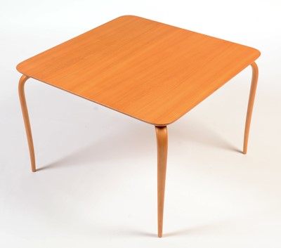 Lot 80 - An 'Annika' table,designed by Bruno Mathsson...