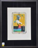 Lot 9-Paul Wunderlich (German 1927- ) Female torso...