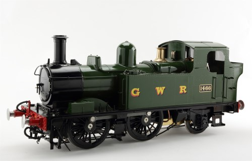Lot 474-Silver Crest Models Ltd: a 5in. gauge 14XX...