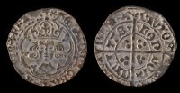 Lot 634-Henry VII groat, crowned bust facing, M.M....