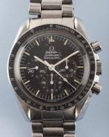 Lot 829 - Omega Speedmaster Professional: a gentleman's...