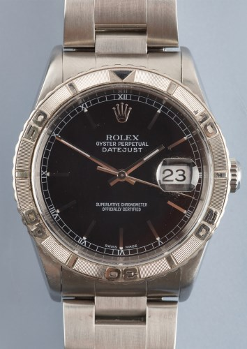 Lot 841-Rolex Oyster Perpetual Datejust: a gentleman's...