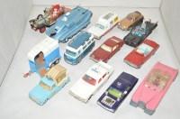 Lot 759 - Dinky 70's diecast model vehicles: Spectrum...
