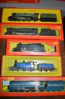 Lot 767A - Tri-ang Hornby: 00-gauge models, to include: R....
