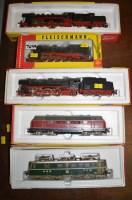 Lot 769A - Fleischmann: 00-gauge models, to include: 1334,...