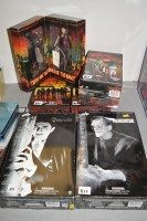 Lot 811-Universal Studios Monsters Collectables 12''...