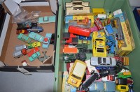 Lot 821 - Quantity of loose die-cast model vehicles, to...