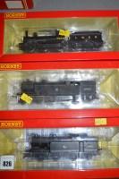 Lot 826 - Hornby Railways: 00 Gauge Models, comprising:...