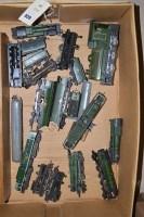 Lot 839 - An Atlas Austria locomotive; and various...