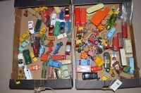Lot 853-Corgi, Dinky and other diecast model vehicles,...