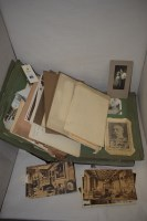 Lot 875 - An album of early 20th Century postcards,...
