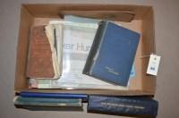 Lot 915 - RAF Pilots flying log book; Technical Report...