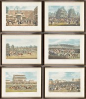 Lot 4 - After James Pollard (1792-1867) ''EPSOM, THE...