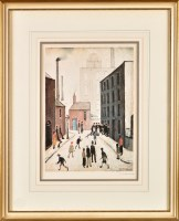 Lot 13 - After Laurence Stephen Lowry (1887-1976)...